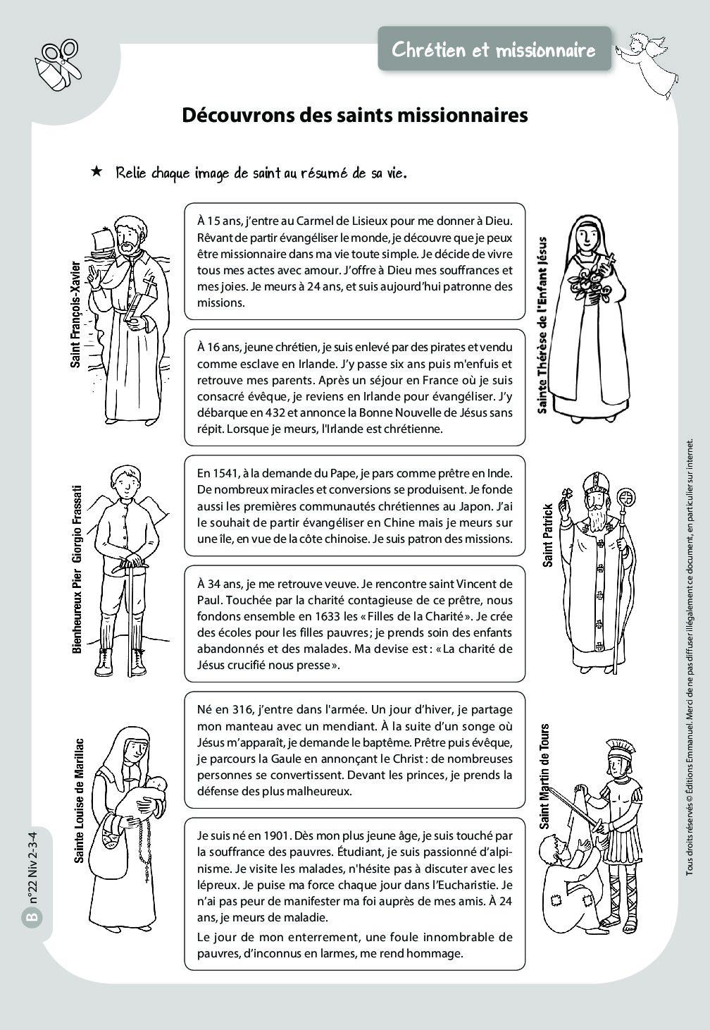 Les Sept Dons De L Esprit Saint : esprit, saint, L'Esprit, Saint, Catéchisme, Emmanuel