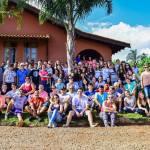 Crismandos realizam Missão na Fazenda da Esperança em Piraju – SP