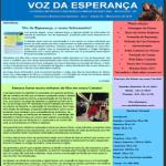 Informativo Voz da Esperança chega em sua segunda edição