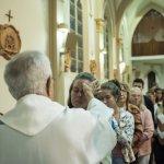 Missa de Cinzas é celebrada em nossa Catedral