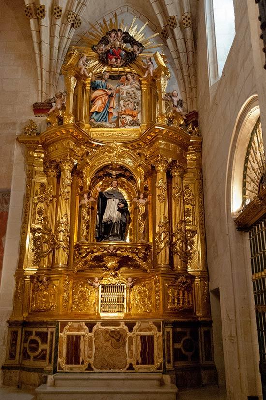 Catedral de Burgos Pagina Oficial  Capilla de San Juan