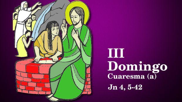 III Domingo de Cuaresma (A)