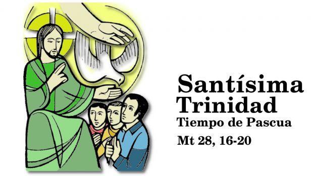 Solemnidad de la Santísima Trinidad (B)