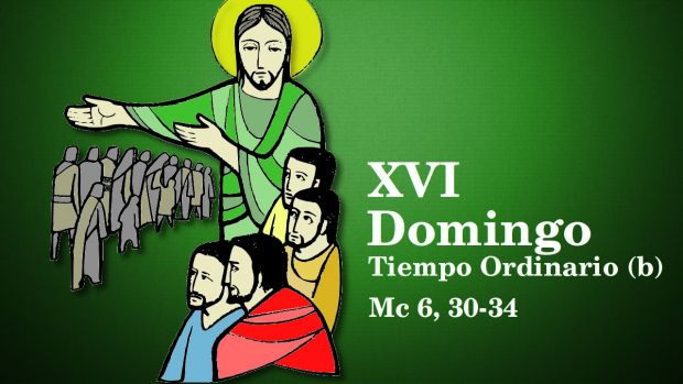 XVI Domingo del Tiempo Ordinario (B)