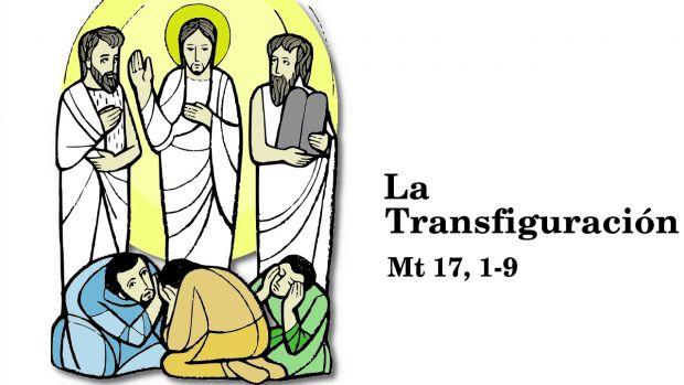 XVIII Domingo del Tiempo Ordinario (A) – La Transfiguración del Señor