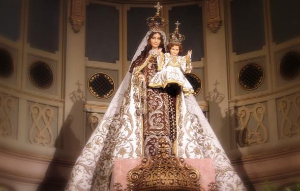 El Escapulario de la Virgen del Carmen