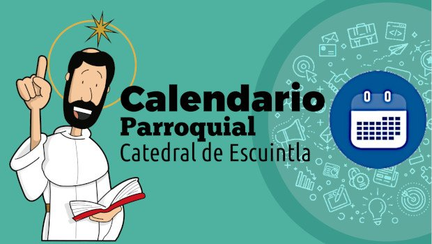 Calendario Parroquial – Julio 2019