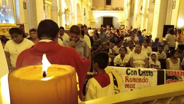 Cenáculo Misionero Parroquial