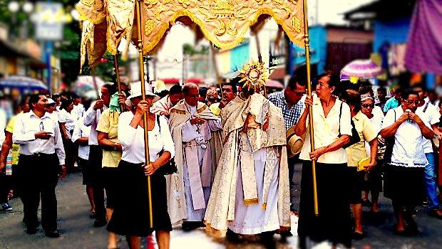 Procesión del Corpus Christi