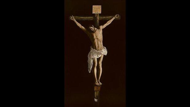 Cristo en la Cruz - Zurbarán