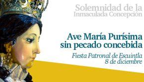 Fiesta Patronal Inmaculada Concepción