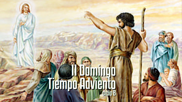 II Domingo de Adviento (B)