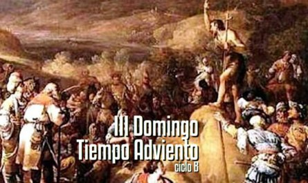 III Domingo de Adviento B