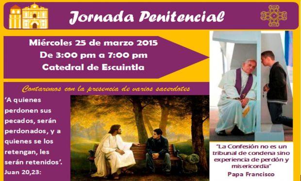 Jornada Penitencial en Catedral