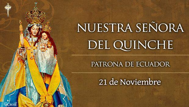 Nuestra Señora de la Presentación del Quinche – Ecuador