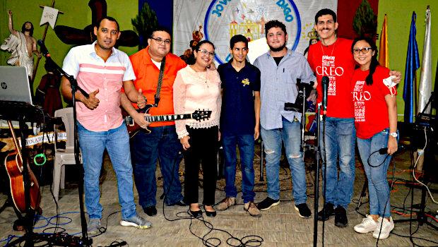 X Pascua Juvenil Diocesana – Concierto Mi+Fe Band