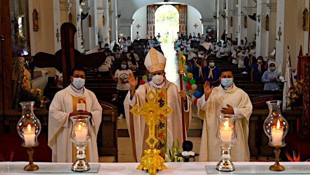 X Pascua Juvenil Diocesana – Santa Misa