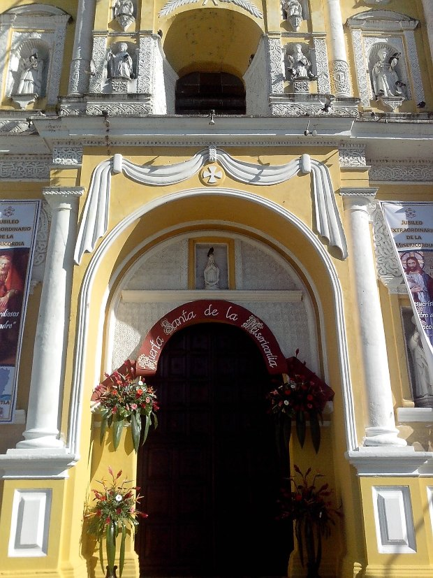 Puerta Santa - Año de la Misericordia