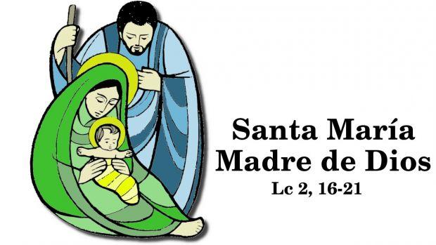 Solemnidad de Santa María Madre de Dios (C)