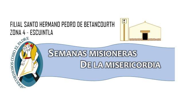 Semana Misionera de la Misericordia – Zona 4