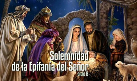 Solemnidad de la Epifanía del Señor