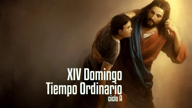 XIV Domingo del Tiempo Ordinario (A)