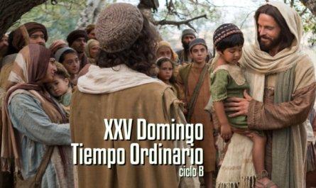 XXV Domingo del Tiempo Ordinario B