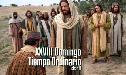 XXVIII Domingo del Tiempo Ordinario B