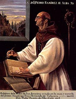 FRAY PEDRO RAMIRO DE ALBA 4.º arzobispo de Granada, 1526-1528
