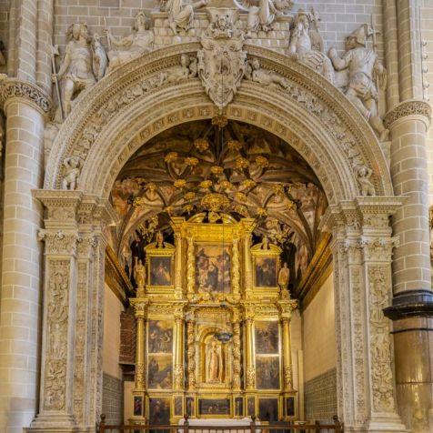 Capilla de la Virgen Blanca-Catedral-SEO-Zaragoza-1