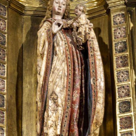 Capilla de la Virgen Blanca-Catedral-SEO-Zaragoza-8