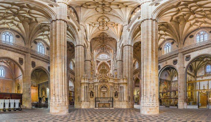 La Catedral Nueva – Catedral de Salamanca