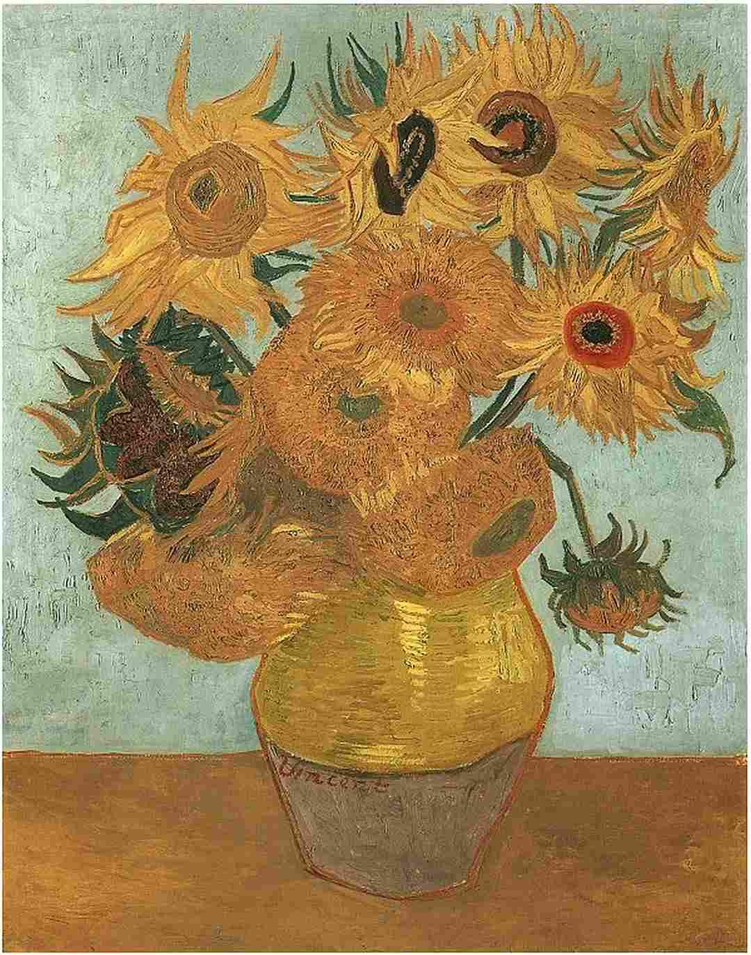 Pintura Van Gogh