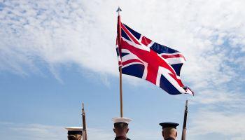 Bandera Union Jack Reino Unido - skeeze