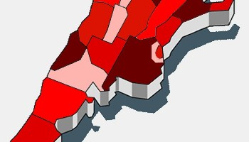 Mapa Argentina Geografia