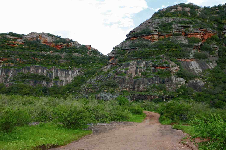 Cerro Colorado Cordoba