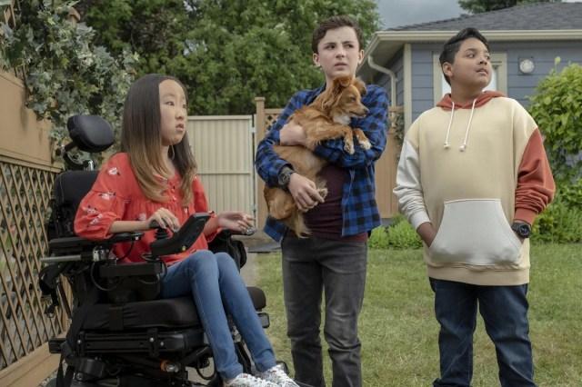"""Sophie Kim, a Amara de """"Dude, o cãopanheiro"""" fala sobre a série e ..."""