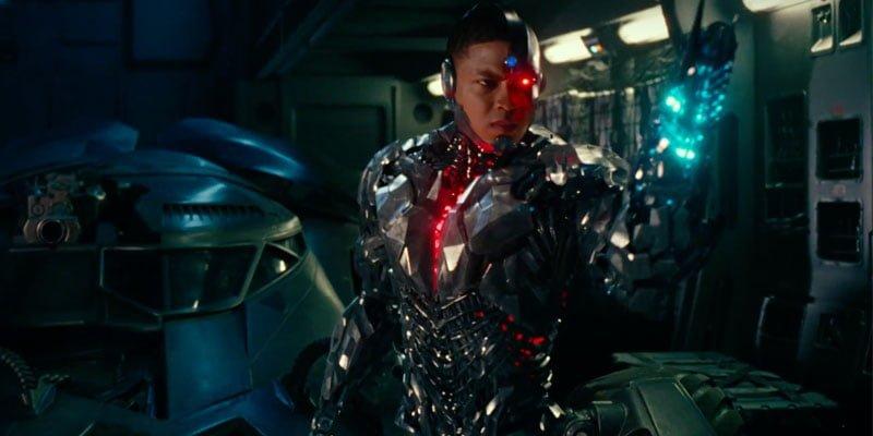 """Ray Fisher revela foto inédita do Cyborg em """"Liga da Justiça"""" e Zack Snyder  diz que ele é """"coração do filme"""" – Categoria Nerd"""