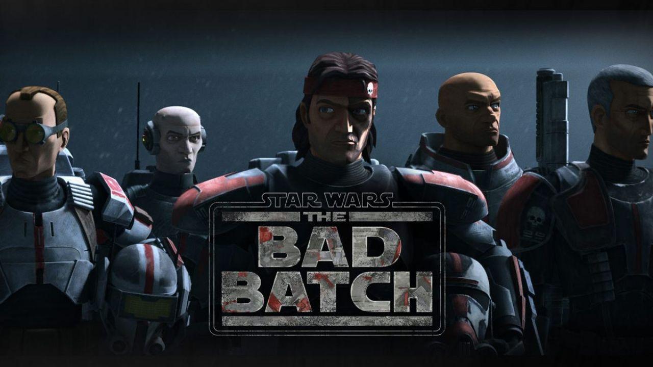 """A nova série animada """"Star Wars: The Bad Batch"""" tem data de estreia definida pelo Disney+ no Dia de Star Wars – Categoria Nerd"""