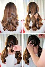 steps-make-3-bun-hairstyle