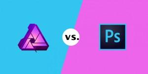 De clash tussen Adobe Photoshop en Affinity Photo, wie komt er als beste uit?