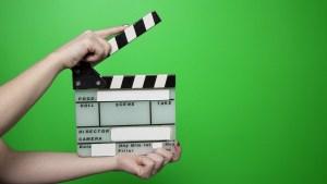 Green screen opnames maken
