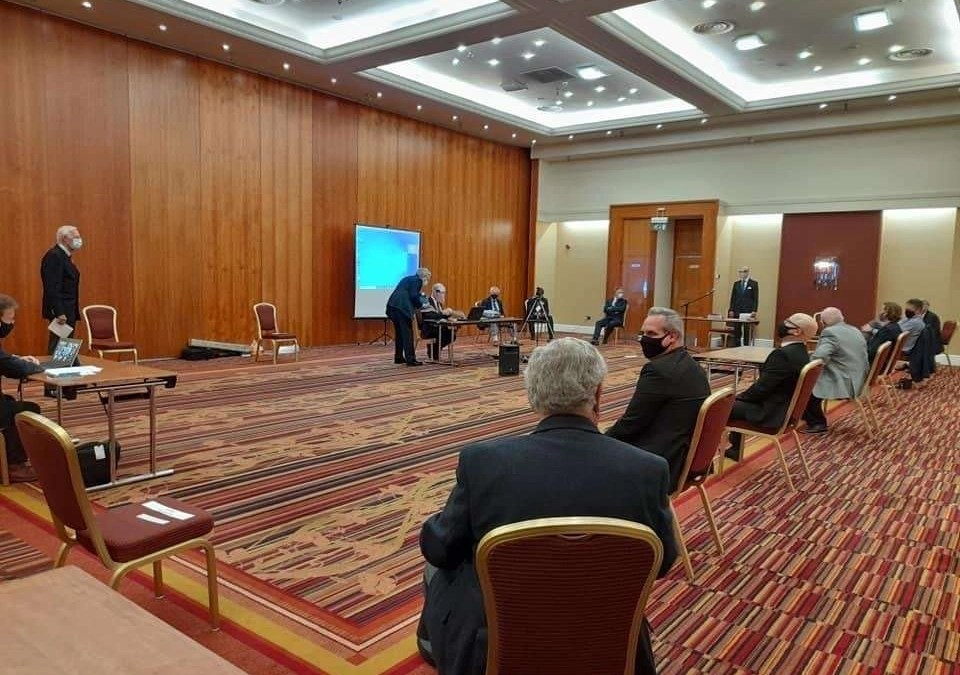 Kenilworth Circle trial Hybrid Circle Meeting