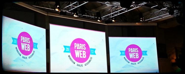 Parisweb 2013