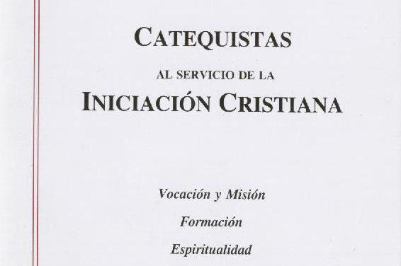 9. Catequistas al servicio de la Iniciación Cristiana