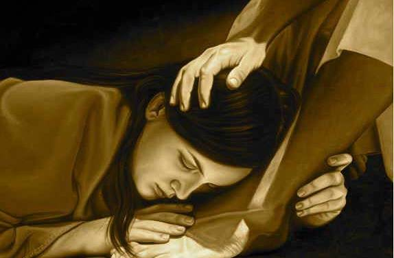 Porque mucho has amado, mucho se te ha perdonado