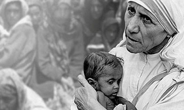 Santa Teresa de Calcuta, digna discípula de Cristo