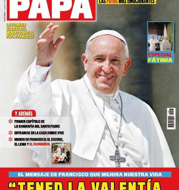 Il mio Papa: la revista del Papa en tu quiosoco