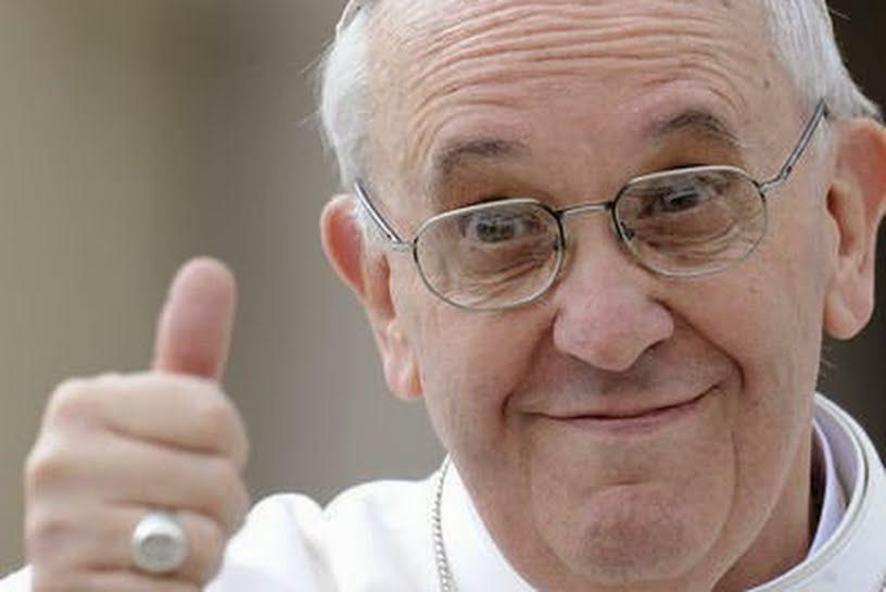 Papa Francisco: ¿Eres una persona de primavera o de otoño?