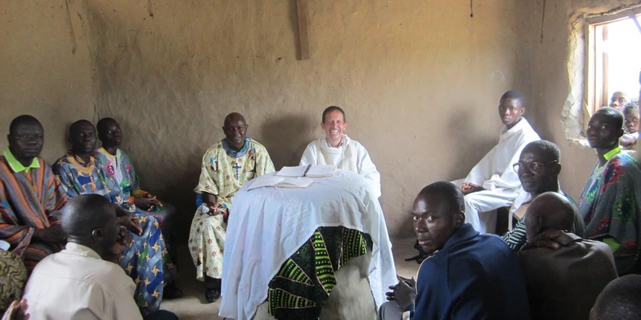 Predicar en el Domingo Mundial de las Misiones